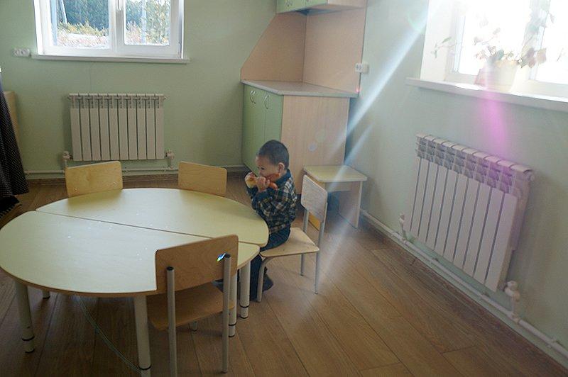 Вместо дома священника — детский сад