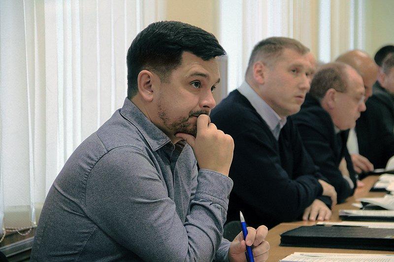 Депутаты приняли бюджет города в первом чтении