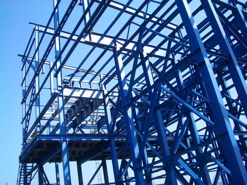 Высокое качество металлоконструкций от производителя