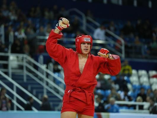 Вадим Немков стал трёхкратным чемпионом мира побоевому самбо