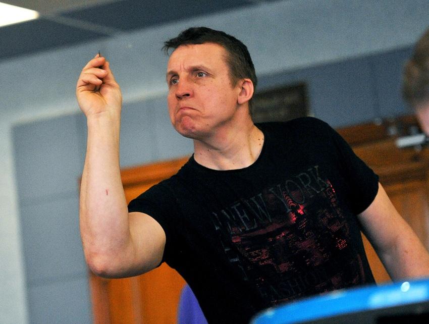 Трёхкратным чемпионом Белгородской области подартсу стал Олег Еськов