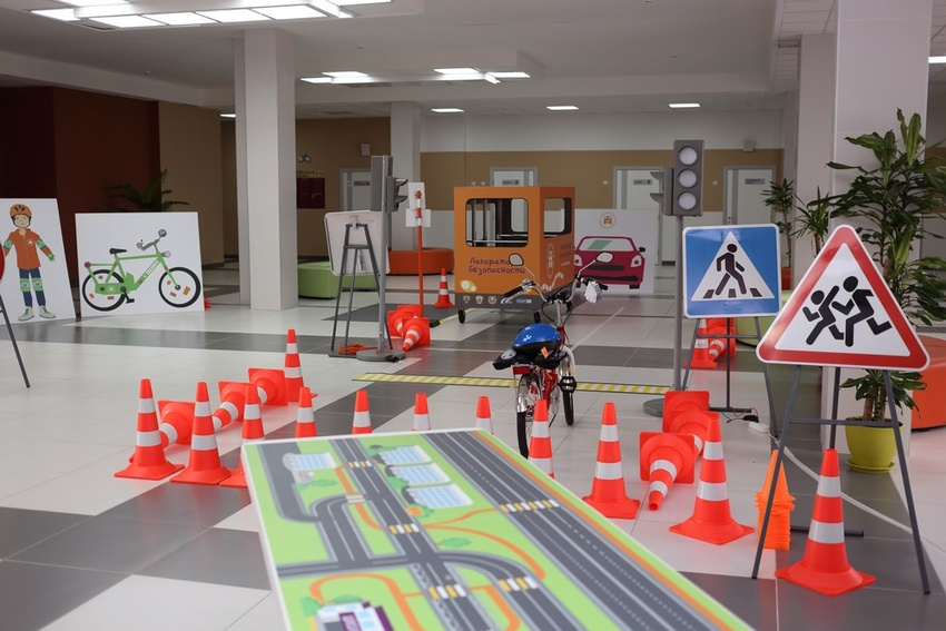 Белгородских школьников начали по-новому учить правилам дорожного движения