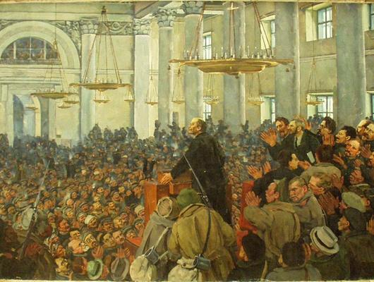 1917-й. Красный день календаря? Каксоветская власть пришла наБелгородскую землю