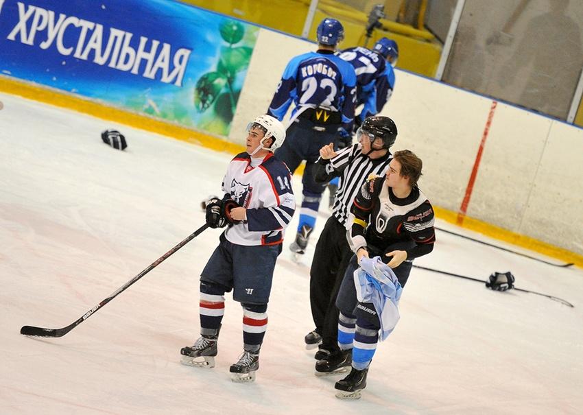 «Белгород» дважды обыграл «Северских волков» изКраснодарского края