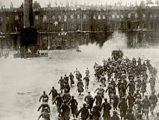 Октябрь 1917года– устами участников иочевидцев