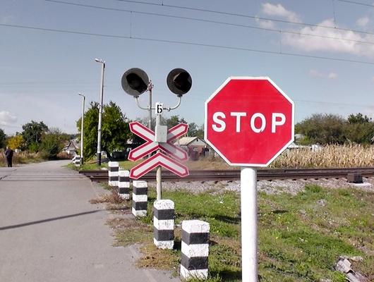 На железнодорожном переезде в Шебекинском районе произошло смертельное ДТП