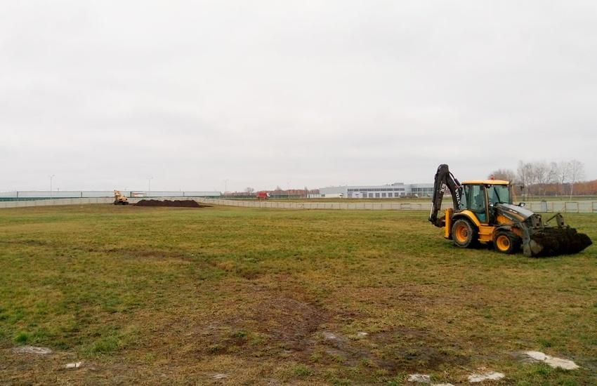 Под Белгородом начали строить всесезонный аквапарк