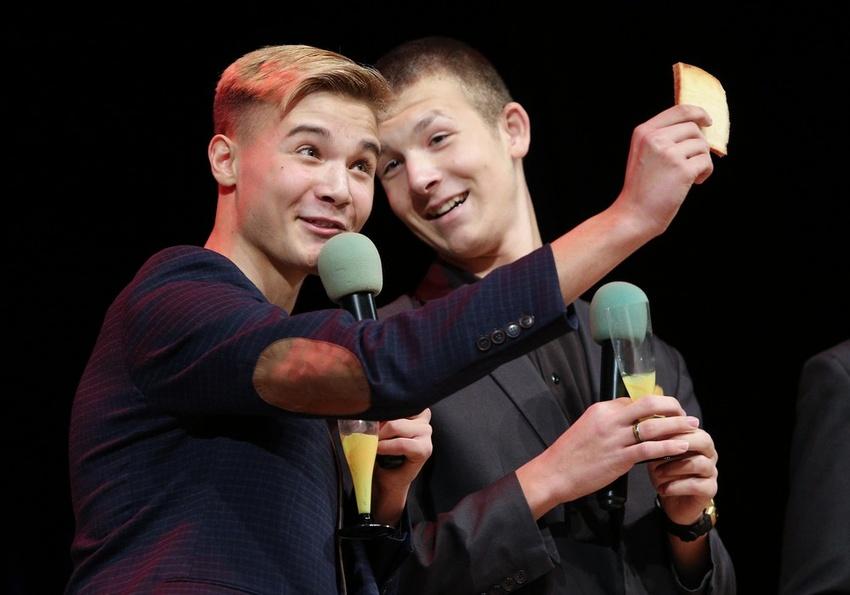 ВБелгороде стартовал сезон школьной лигиКВН