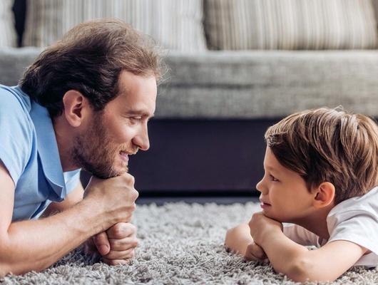 Неврите! Что делать, если ребёнок задаёт недетские вопросы