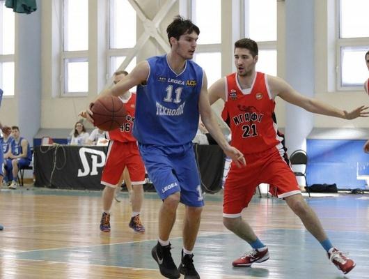 Белгородца признали самым ценным игроком Ассоциации студенческого баскетбола