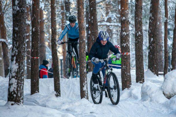 Велосипедисты откроют зимний сезон массовыми соревнованиями