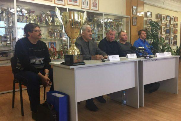 «Главную оценку нашей работе даст Чемпионат России»