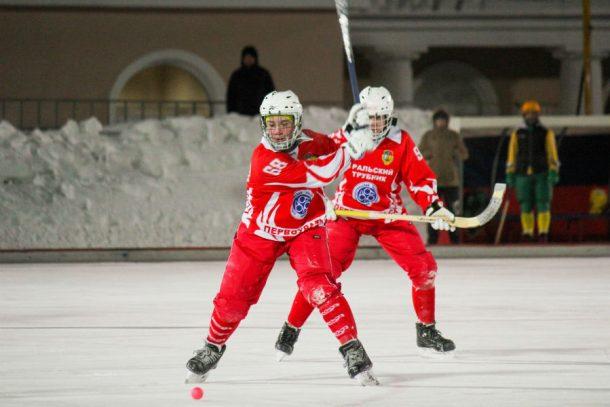 Юноши «Уральского трубника» выбыли из борьбы за Кубок мира