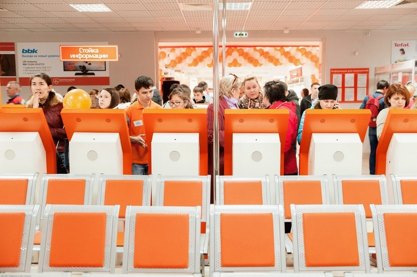ВБелгороде откроют первый магазин бытовой техники иэлектроники «Ситилинк»