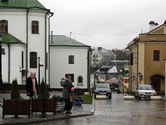 Сами всёувидите. Чтонайдётся затуристическим фасадом соседней Беларуси