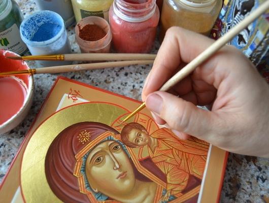 Борисовским школьникам предложили научиться иконописи