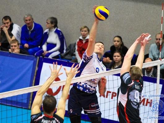 «Белогорье» продолжает отставать от«Зенита» вроссийской суперлиге