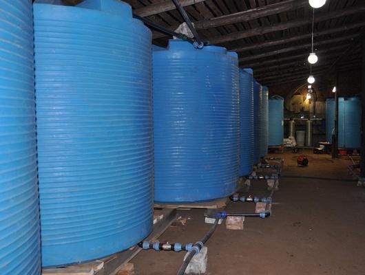 Организаторов подпольного водочного цеха вВалуйках отправили в колонию