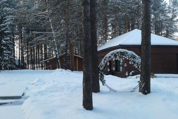 База отдыха «Светофор» желает всем счастья в 2018 году!