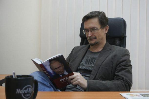 Валерий Безпятых: «На пенсии хотел быть сторожем в читальном зале»