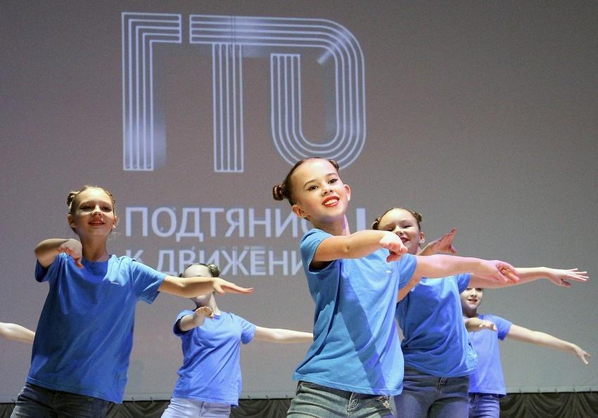 Около100 белгородских чиновников получили золотые знаки комплексаГТО
