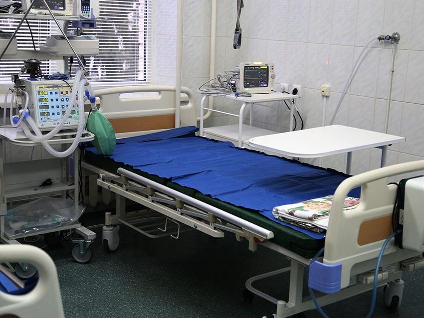 Вбелгородском госпитале дляветеранов войн открыли палату интенсивной терапии