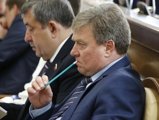 Анатолий Попков сложил полномочия депутата областной Думы