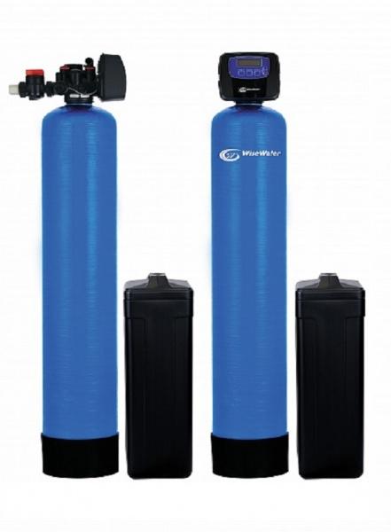 Фильтры-умягчители  для воды WiseWаter SA от компании Аквастрой-В