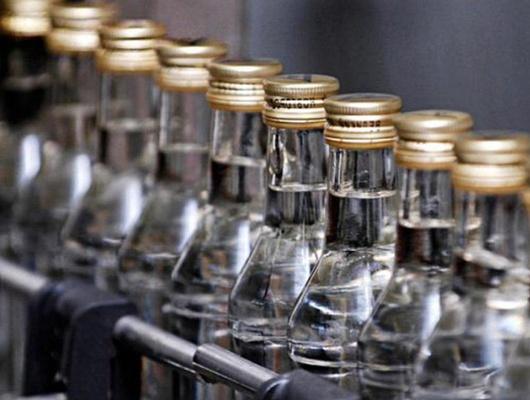 Водка от старооскольского ликёро-водочного завода прошла проверку Роскачества