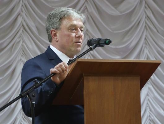 Новым главой Белгородского района стал Анатолий Попков