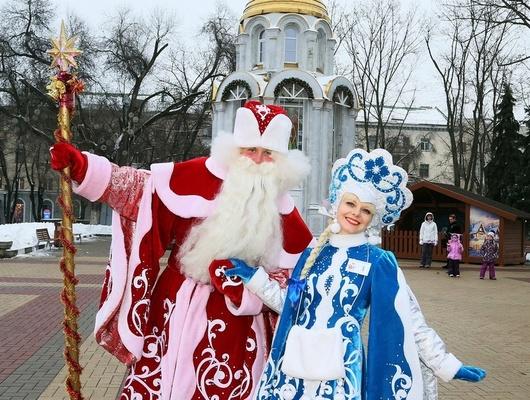 Верите ли вы в Деда Мороза?