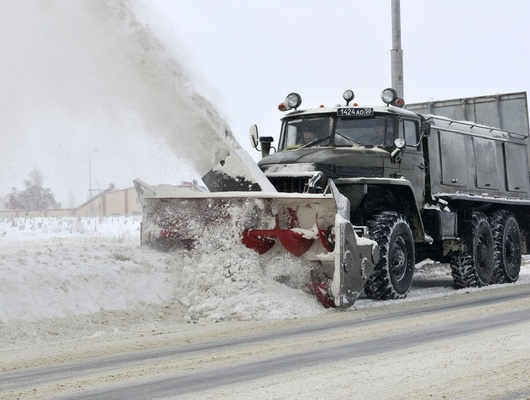 Переход через ноль. Скакими проблемами сталкиваются белгородские дорожники зимой