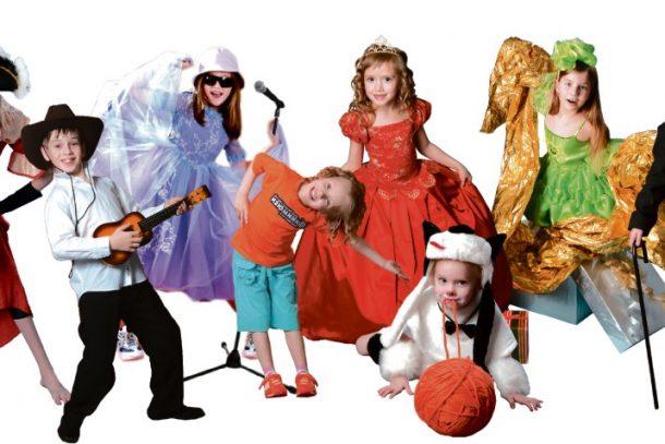 Детский эстрадный театр «Изюминка» поздравляет всех с Новым годом и Рождеством!