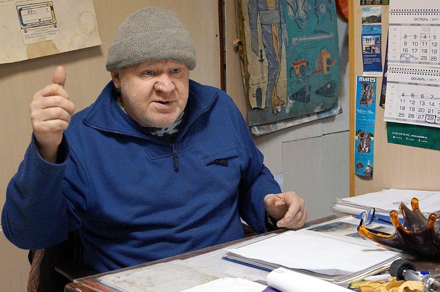 Владимир Костицын: «У нас — естественный отбор»