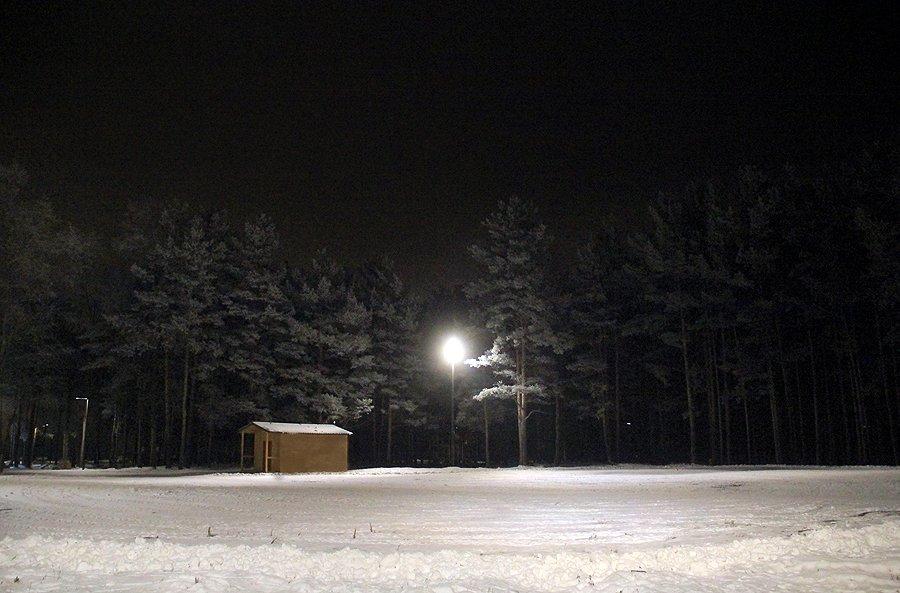 10 лучших снимков ночного Парка новой культуры