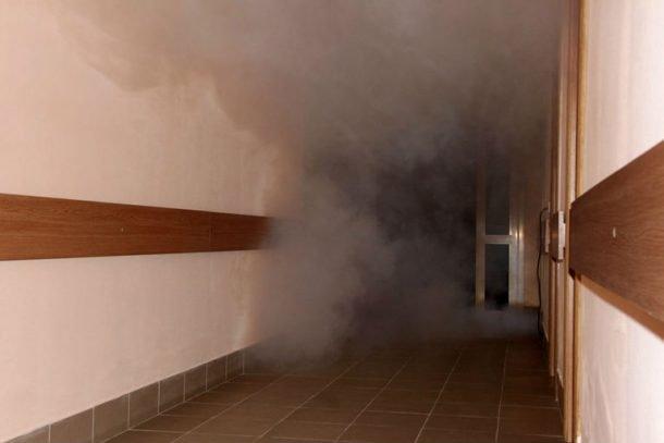 В выходные в Первоуральске эвакуировали школу