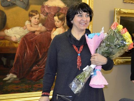 Художники Марина Шепорнёва и Владимир Желобок получили губернаторские премии
