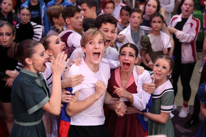 Балет «Мариданс» привёз награды счемпионата мира потанцевальному шоу*
