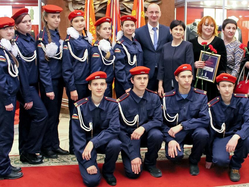 Лауреатами премии имени Ватутина стали четыре белгородца ичетыре коллектива