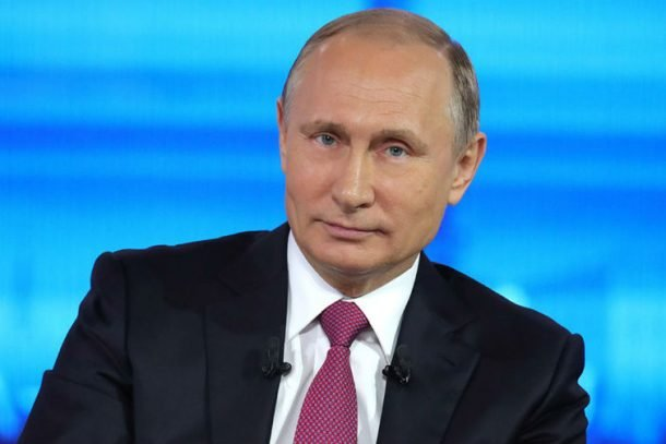 Владимир Путин объявил о своем участии в выборах 2018 года