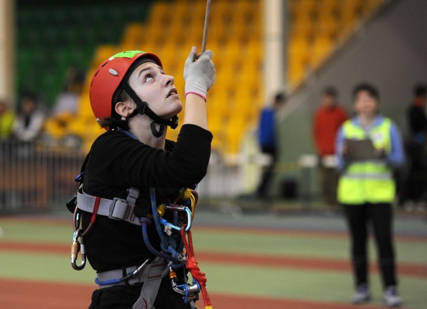 Белгородцы взяли два золота насоревнованиях поспортивному туризму