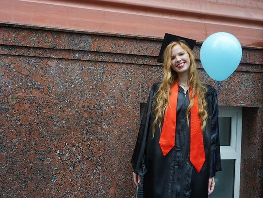 Студентка белгородского журфака получила стипендию имени Андрея Вознесенского