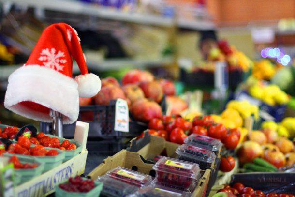 Опрос: какие продукты будут на вашем новогоднем столе