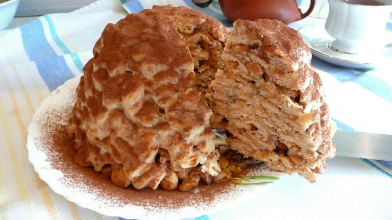Торт, салатики и закуски от читателей «Городских вестей»