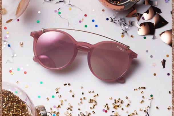 Новогодние скидки на солнцезащитные очки и оправы — до 50%